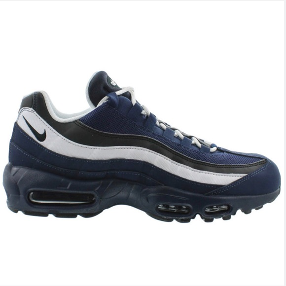 Nike Air Max 95 Essential Running Shoes Anthracite Blk 749766 010 Men Size 11.5